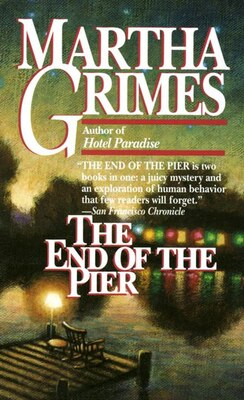 Book End Of The Pier by Martha Grimes