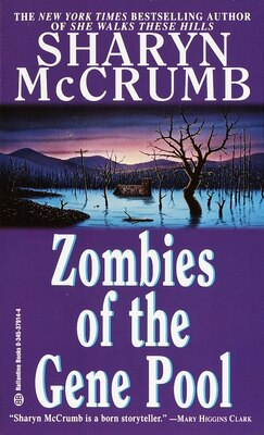 Book Zombies of the Gene Pool by Sharyn Mccrumb