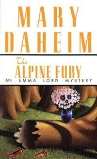 Book The Alpine Fury: An Emma Lord Mystery by Mary Daheim