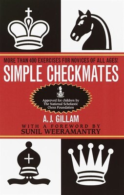 Book Simple Checkmates by A. J. Gillam