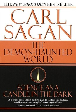 Book Demon-haunted World: Science As A Candle In The Dark by Carl Sagan
