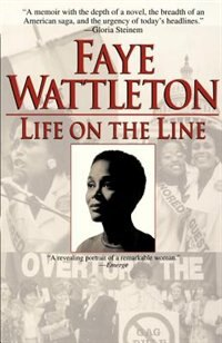 Book Life on the Line by Faye Wattleton