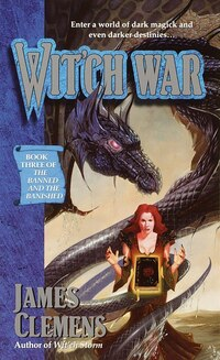 Wit'ch War: The Banned and the Banished: Book #3