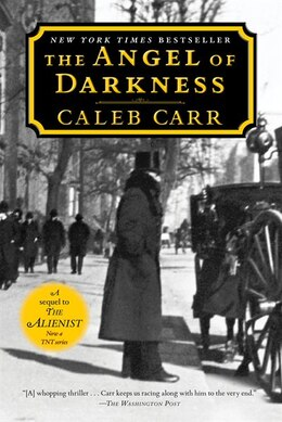 Book The Angel Of Darkness by CALEB CARR