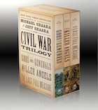 The Civil War Trilogy 3-book Boxset (gods And Generals, The Killer Angels, And The Last Full…
