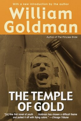 Book The Temple of Gold by William Goldman