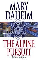 Book The Alpine Pursuit: An Emma Lord Mystery by Mary Daheim