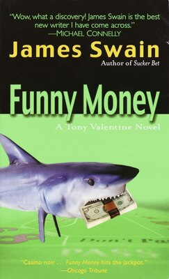 Book Funny Money by James Swain