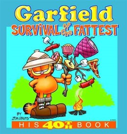 Book Garfield: Survival of the Fattest: His 40th Book by Jim Davis
