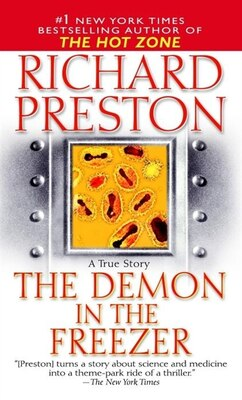 Book The Demon in the Freezer: A True Story by Richard Preston