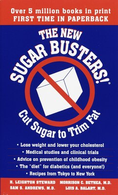 Book The New Sugar Busters!: Cut Sugar To Trim Fat by H. Leighton Steward