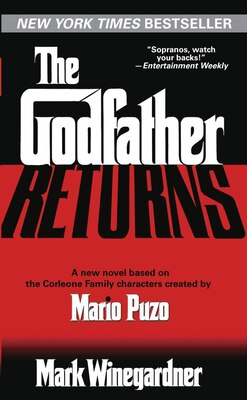 Book The Godfather Returns by Mark Winegardner