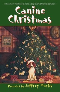 Book Canine Christmas by Jeffrey Marks