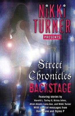 Book Backstage by Nikki Turner