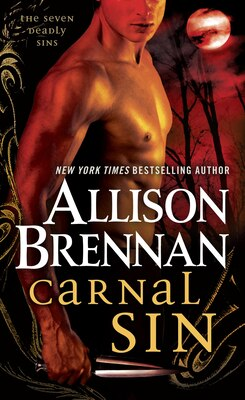 Book Carnal Sin by Allison Brennan