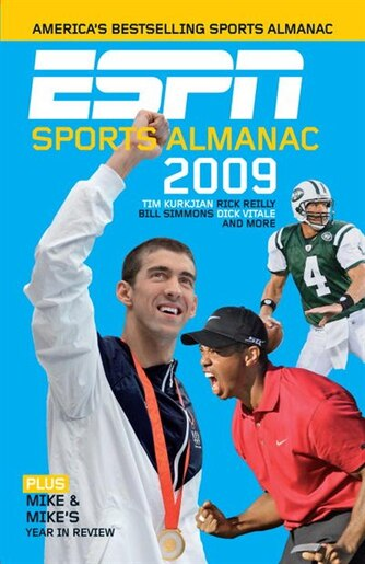 Espn Sports Almanac 2009: Plus Mike & Mike's Year In Review by Gerry Brown
