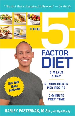 Book The 5-factor Diet by Harley Pasternak