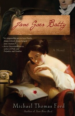 Book Jane Goes Batty: A Novel by Michael Thomas Ford