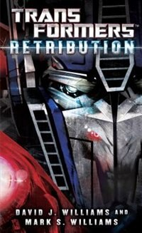 Book Transformers: Retribution by David J. Williams