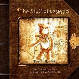 The Stuff Of Legend: Book 1: The Dark