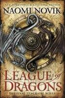 Book League Of Dragons by Naomi Novik