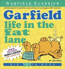 Book Garfield Life In The Fat Lane: His 28th Book by Jim Davis