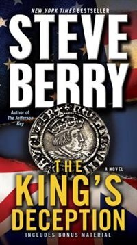 Book The King's Deception: A Novel by Steve Berry