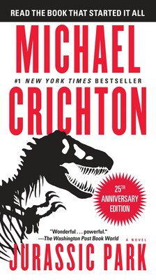 Book Jurassic Park: A Novel by Michael Crichton