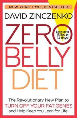 Book Zero Belly Diet: Lose Up To 16 Lbs. In 14 Days! by David Zinczenko