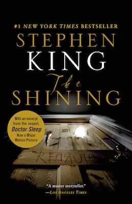 Book The Shining by Stephen King