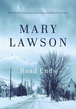 Book Road Ends by Mary Lawson