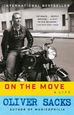 Book On The Move: A Life by Oliver Sacks