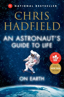 Book An Astronaut's Guide To Life On Earth by Chris Hadfield
