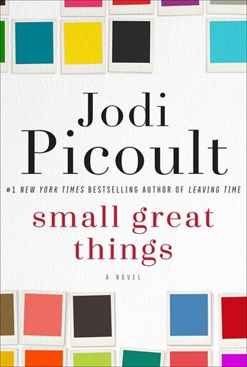 Small great things book by jodi picoult hardcover chapters small great things by jodi picoult fandeluxe Gallery