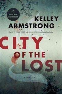 Book City Of The Lost by Kelley Armstrong