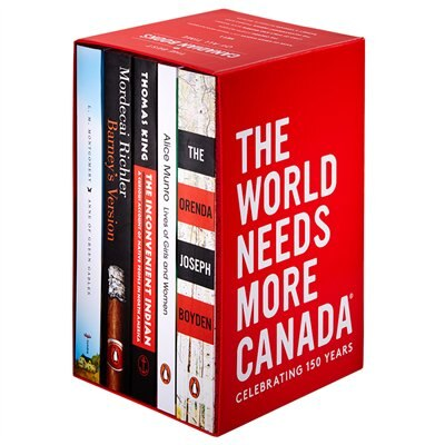The World Needs More Canada Box Set 1 by Various