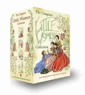 LITTLE WOMEN BOXED SET by Louisa May Alcott