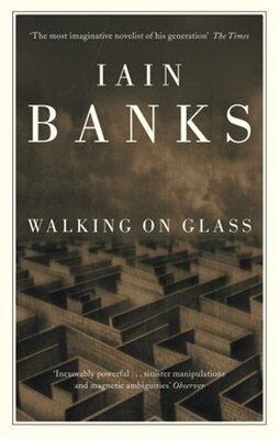 Book Walking On Glass by Iain M. Banks