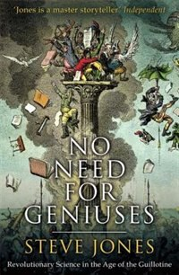 Book No Need For Geniuses by Steve Jones