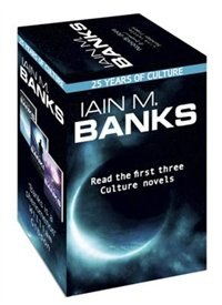 Book Iain M. Banks Culture - 25th Anniversary Limited Edition Box Set: Consider Phlebas, The Player Of… by Iain M. Banks