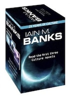 Iain M. Banks Culture - 25th Anniversary Limited Edition Box Set: Consider Phlebas, The Player Of…