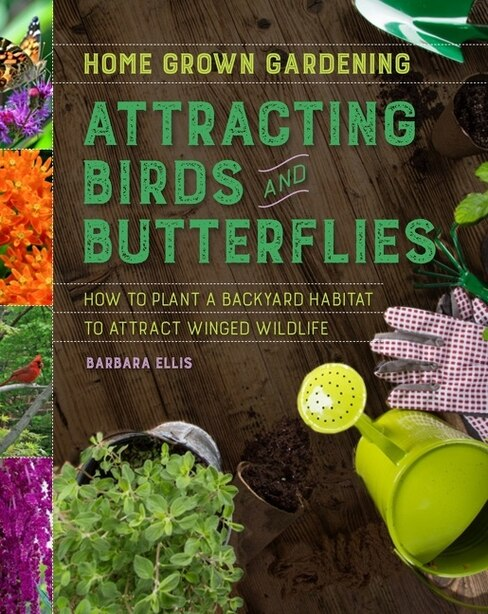 Attracting Birds And Butterflies by Barbara Ellis
