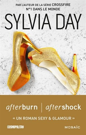 After burn After shock by Sylvia Day