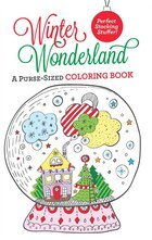 Winter Wonderland: A Purse-sized Coloring Book