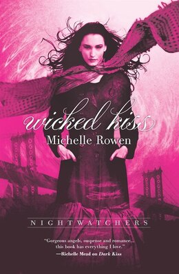 Book Wicked Kiss by Michelle Rowen