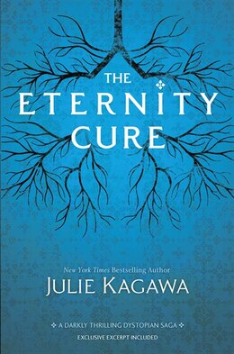 Book The Eternity Cure by Julie Kagawa