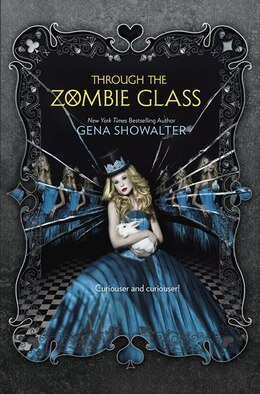 Book Through the Zombie Glass by Gena Showalter