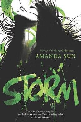 Book Storm by Amanda Sun
