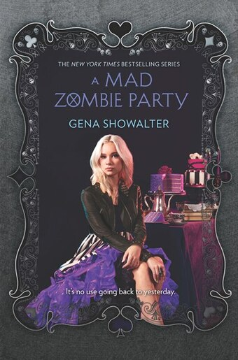 A Mad Zombie Party by Gena Showalter