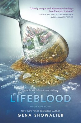 Book Lifeblood by Gena Showalter